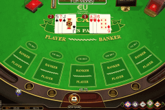 Baccara Kartenspiel -427857