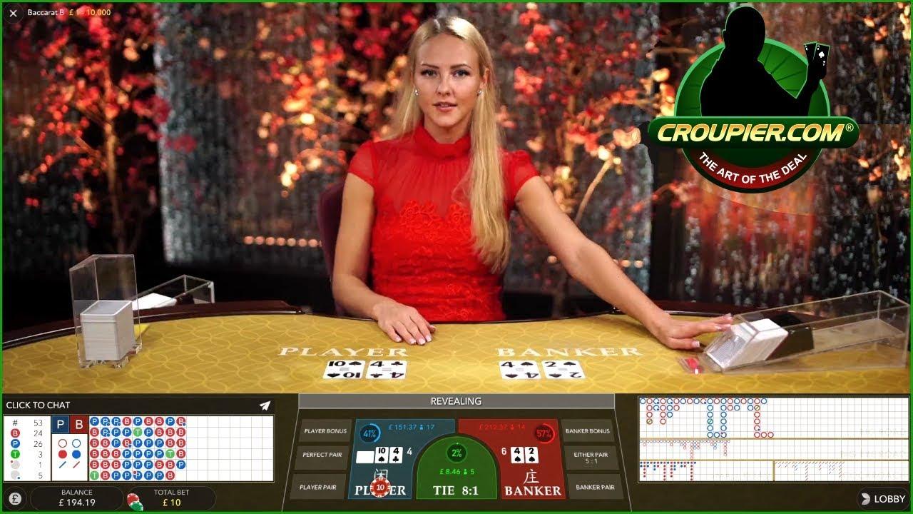 Baccarat online-Casino -606016