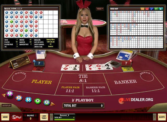 Baccarat online-Casino Live Vegas -238387