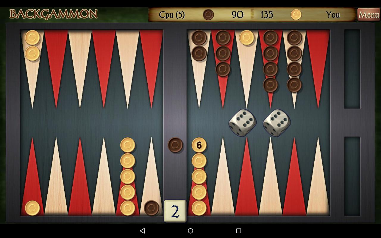 Backgammon Gratis Reeltastic Casino -81840