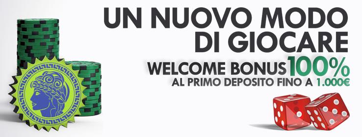 Casino Welcome Bonus -951527