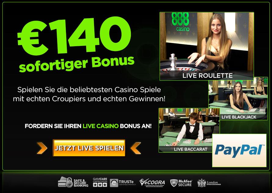 Live Casino -886709