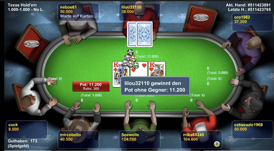 Bedingte Wahrscheinlichkeit Poker Spielbanken -347663