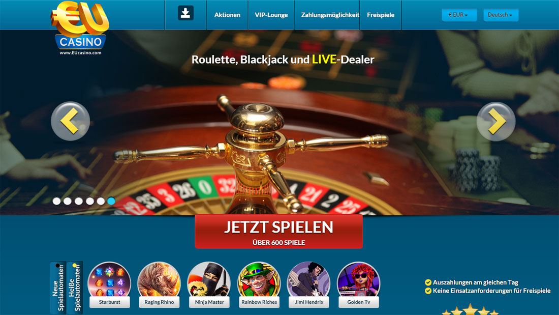 Beste online Casino Freispiele 500 -444987