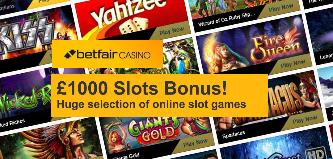 Betfair Casino -116580