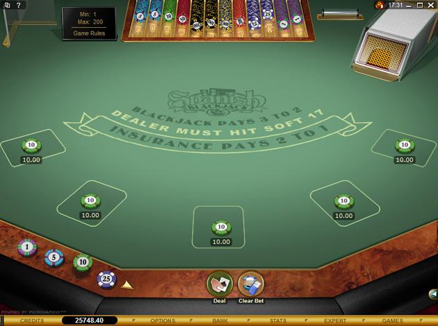 Blackjack Begriffe -24299