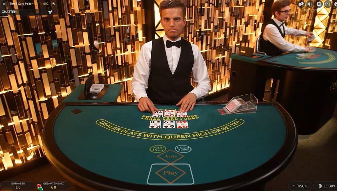 Online Blackjack - Spielen Mit Spielgeld Oder Echtem Geld