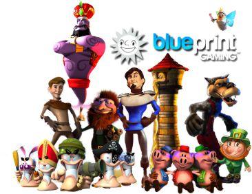 Blueprint Gaming Spiele -926635