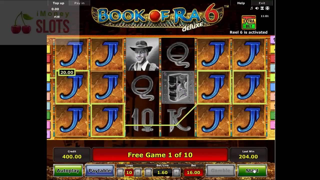 Book Of Ra Bonus Ohne Einzahlung