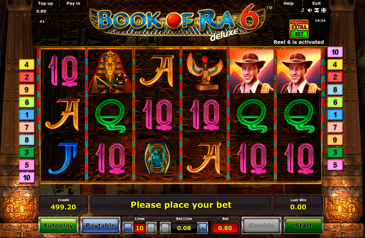 Book of Ra Playojo Casino -614602
