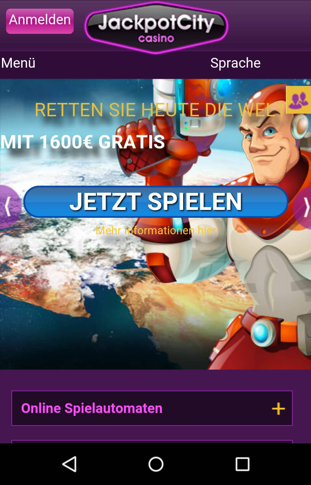 Jackpot Casino online -571229