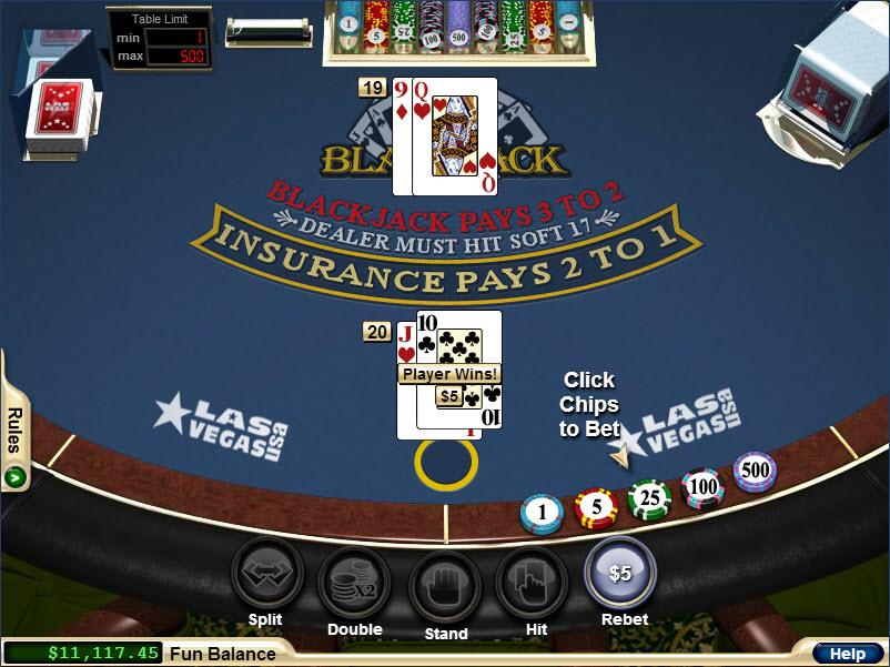 Blackjack Begriffe -982274