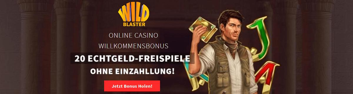 Freispiele Playworld Wildblaster -690398