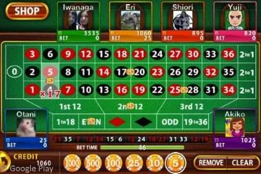 Roulette online -885815