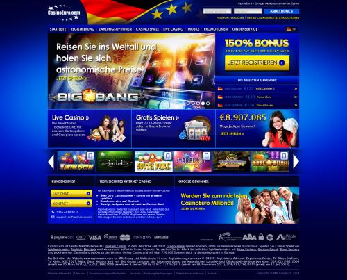 Casino Auszahlung Übersicht -734328