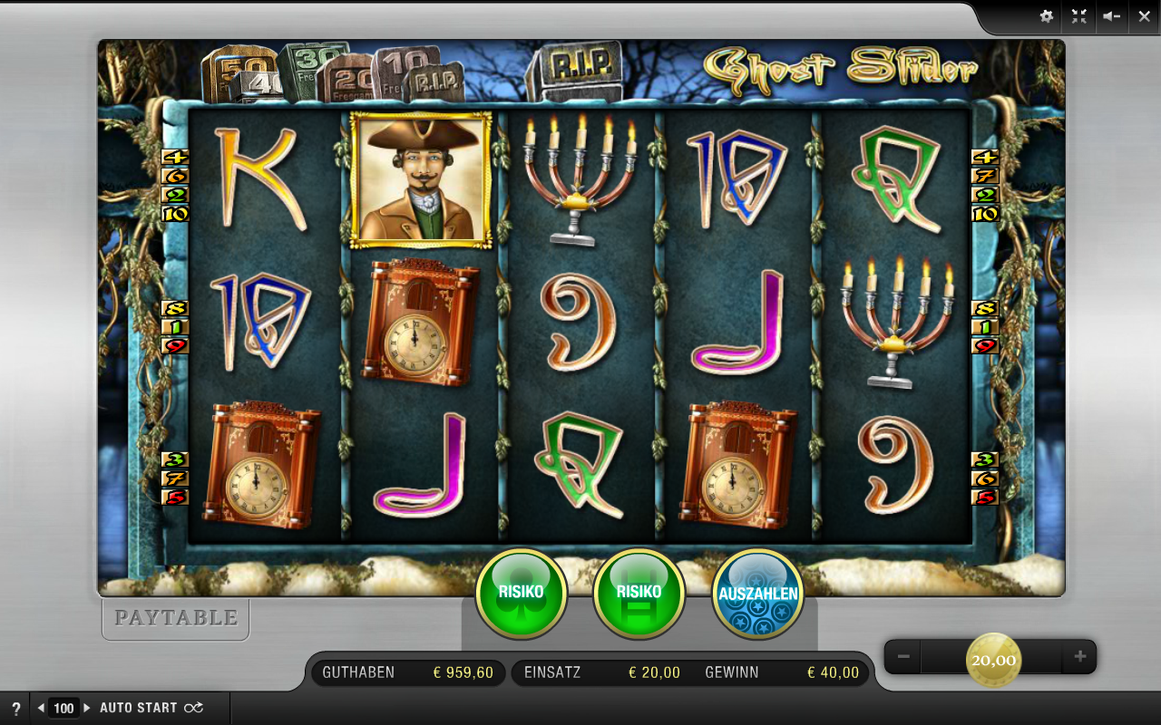 Casino Baden Gutschein Ghost Slider -664885