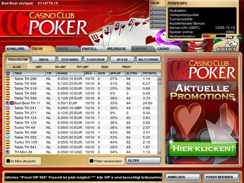 Casino Club schnell -515786