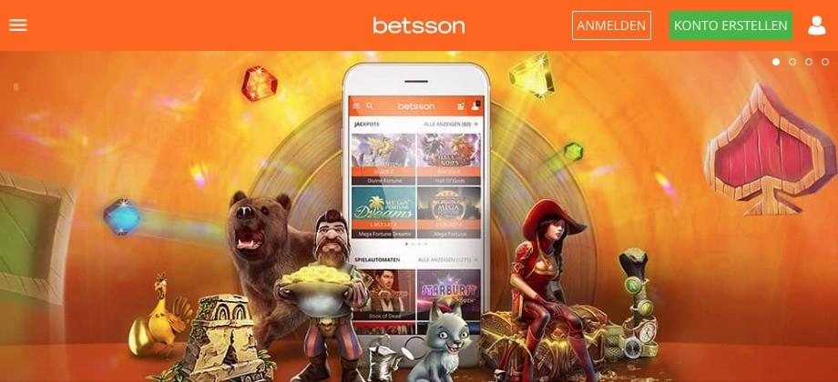 Casino des Monats Betsson Stockholm -736285