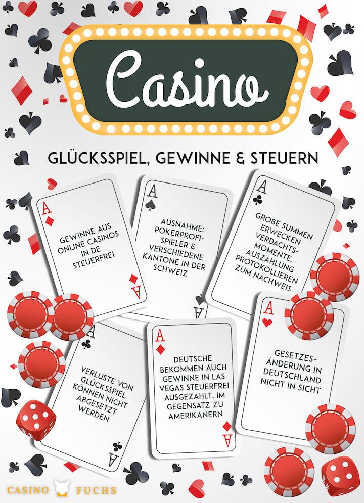 Casino Gewinn Nachweisen