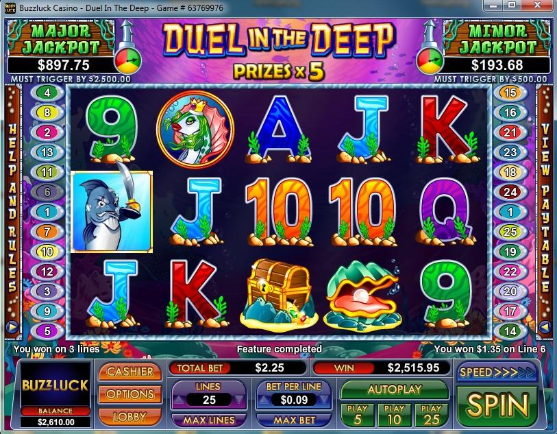 Casino Gewinner