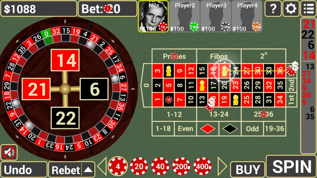 Casino Login Roulette -68159