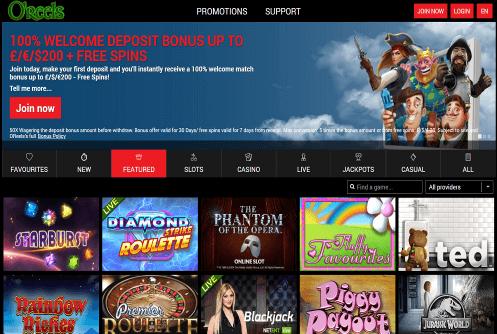 Casino mit Live -802554