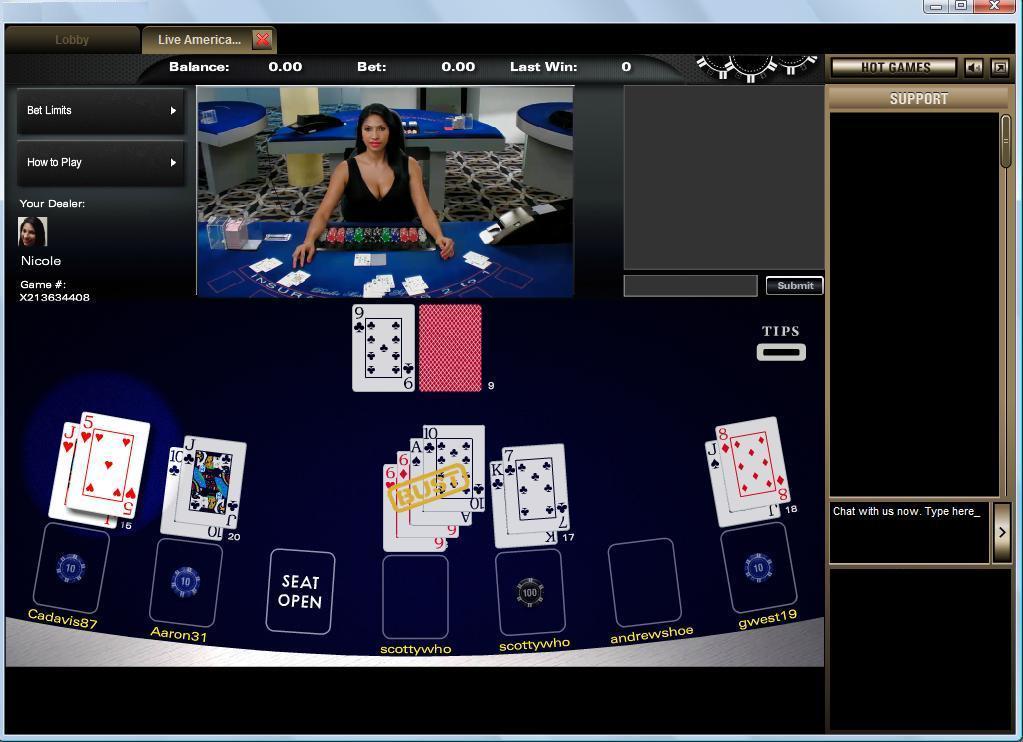 Casinos en ligne francais