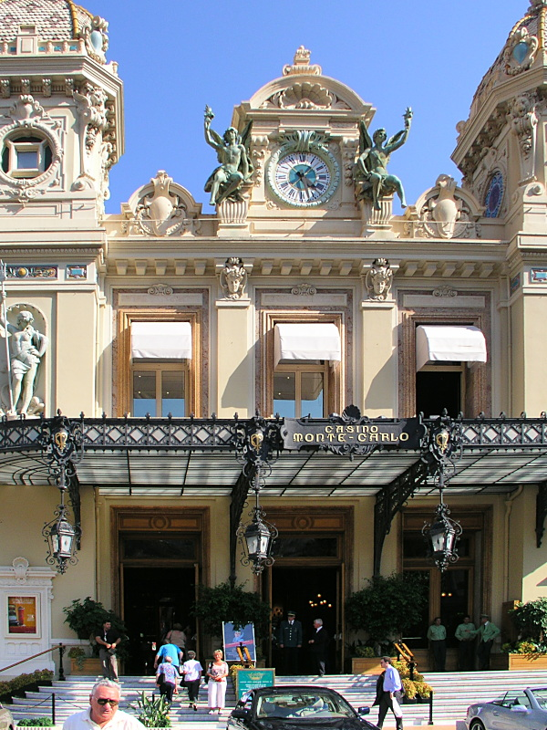 Casino Monte Carlo Temple Nile -210674