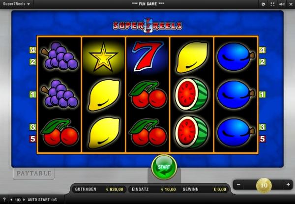 Casino Spiel -464777