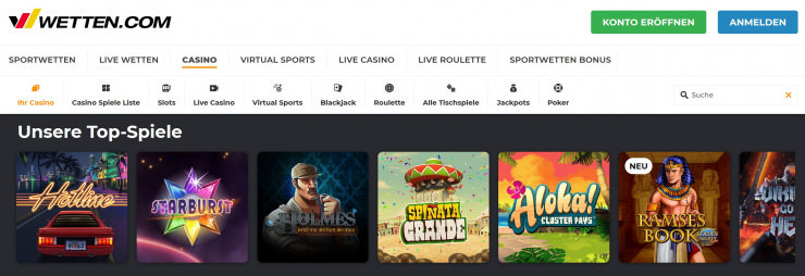 Casino Spiele kostenlos Wetten Virtual -599114