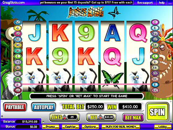 Casino Welcome Bonus -750077