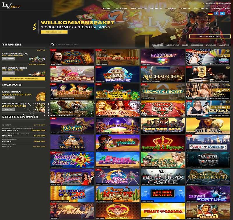 Casino auf dem -288055