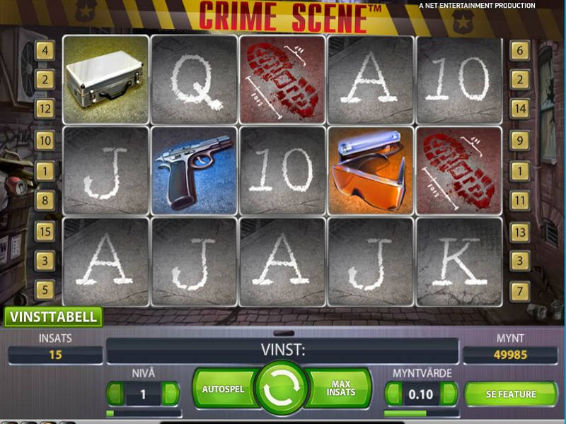 Crime Scene online 32Red Casino -693244