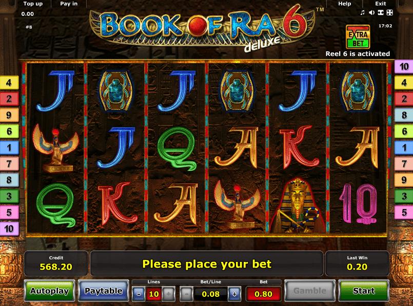 Book of Ra kostenlos spielen -402769