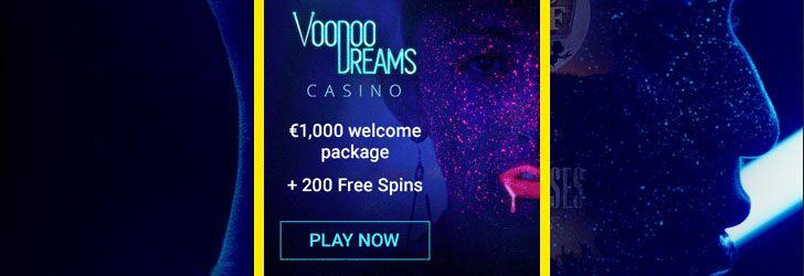 Baccara Kartenspiel Voodoo Dreams Casino -722711