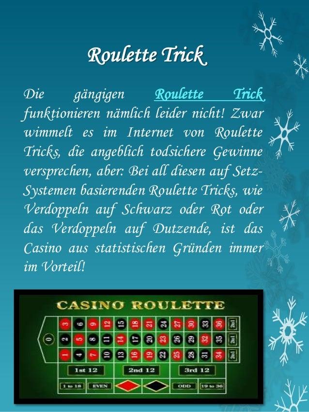 Roulette Tricks Hague -172118