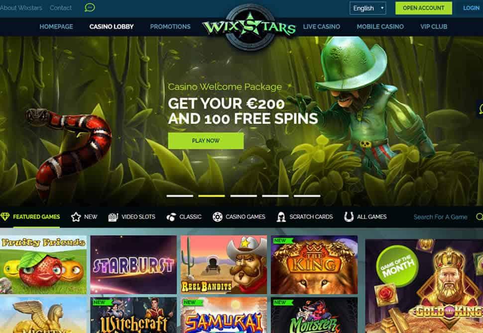Top Empfehlungen Casino Wixstars -477591