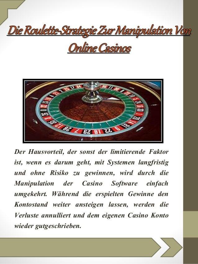 Roulette Strategie -168708