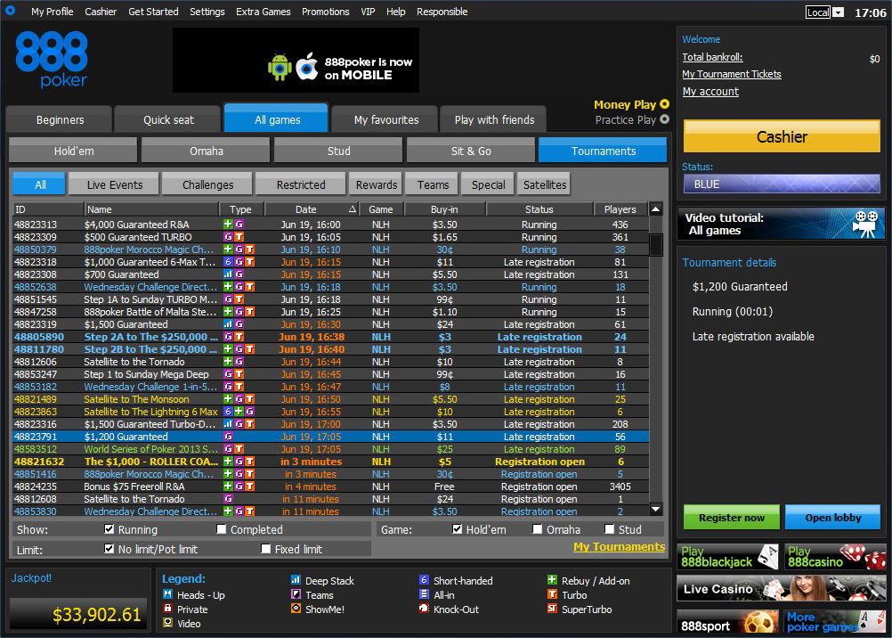 New Poker Sites -175896