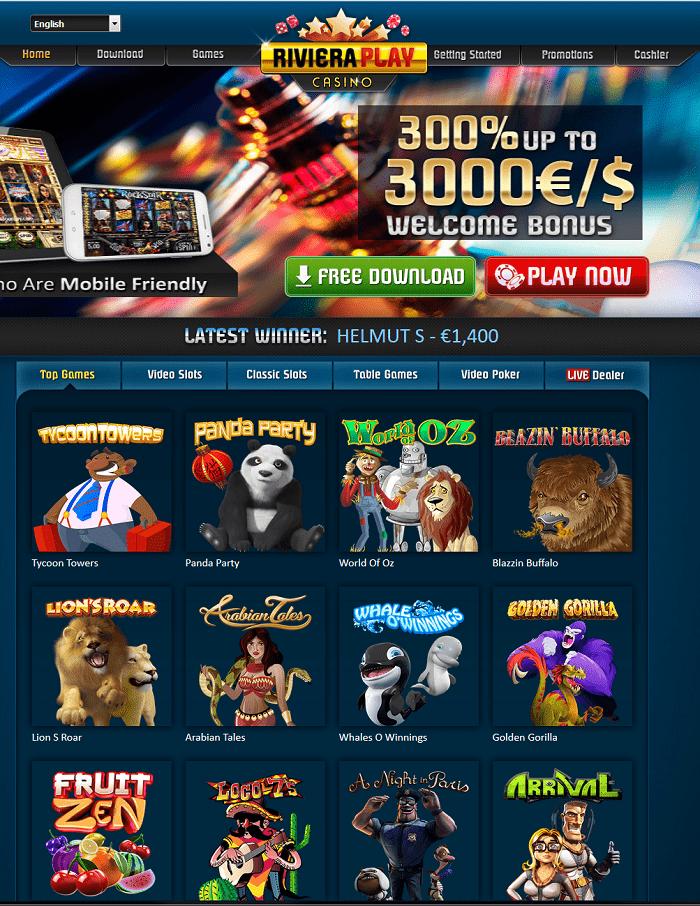 Casino online spielen Riviera Hollywood -371941