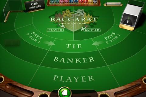 Baccarat Regeln -643724