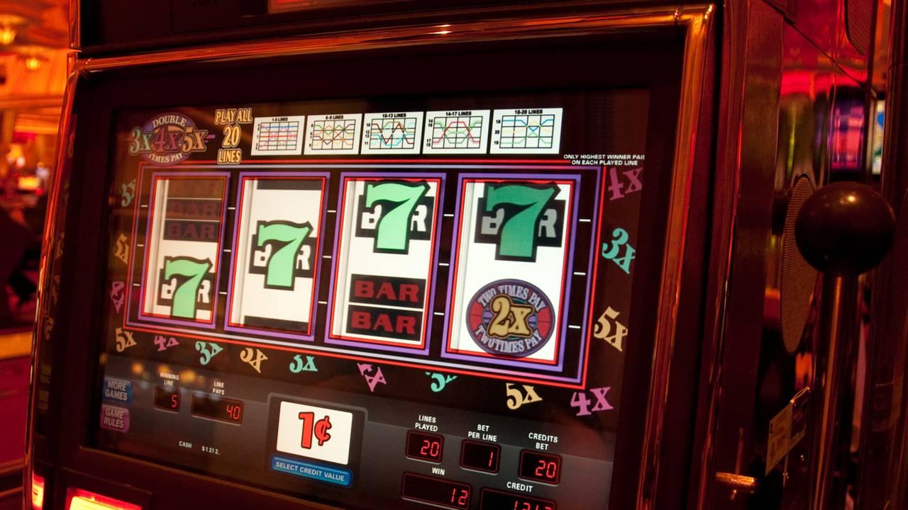 Spielhallen Automaten -940265