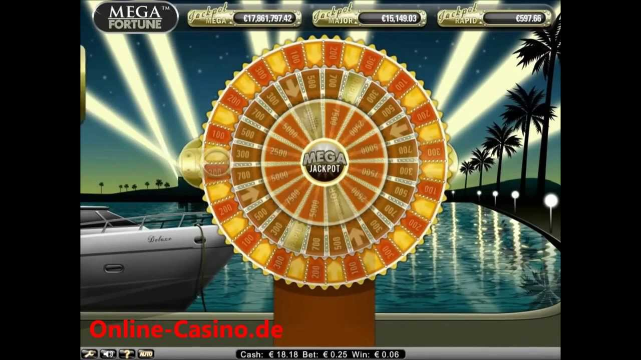 Casino Jackpot Gewonnen