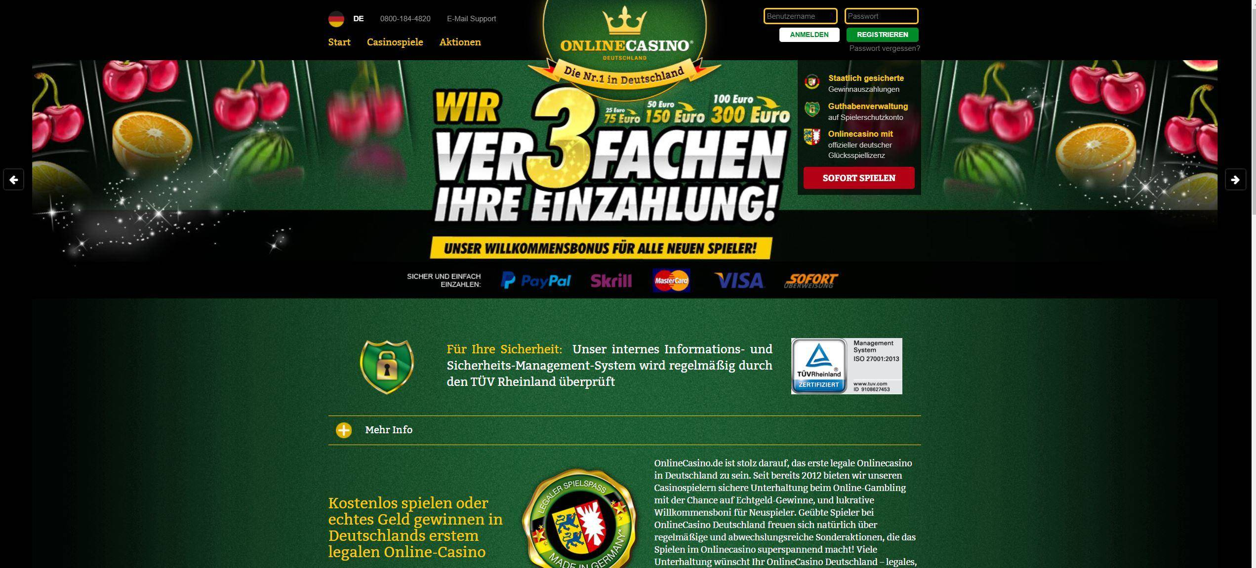 Deutsche online Casinos -958765