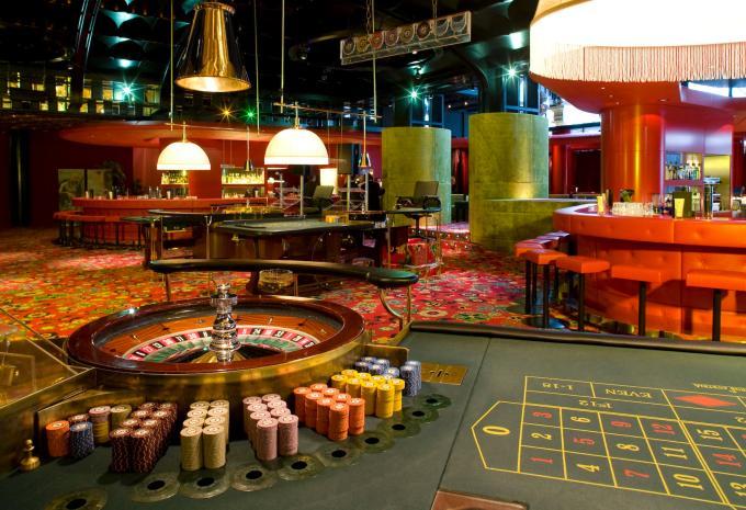 Dinner und Casino -116595