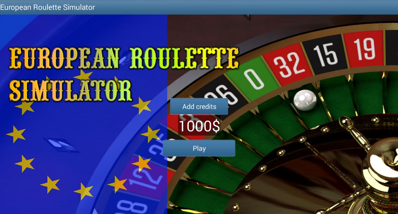 Roulette Simulator -980093