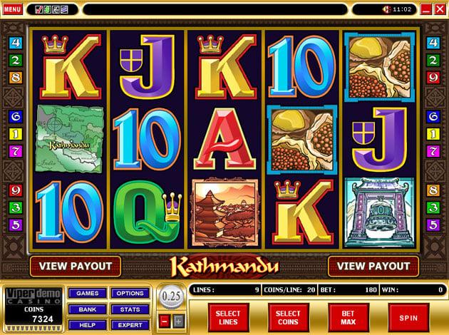 Kathmandu gratis Slotpark Casino -759874