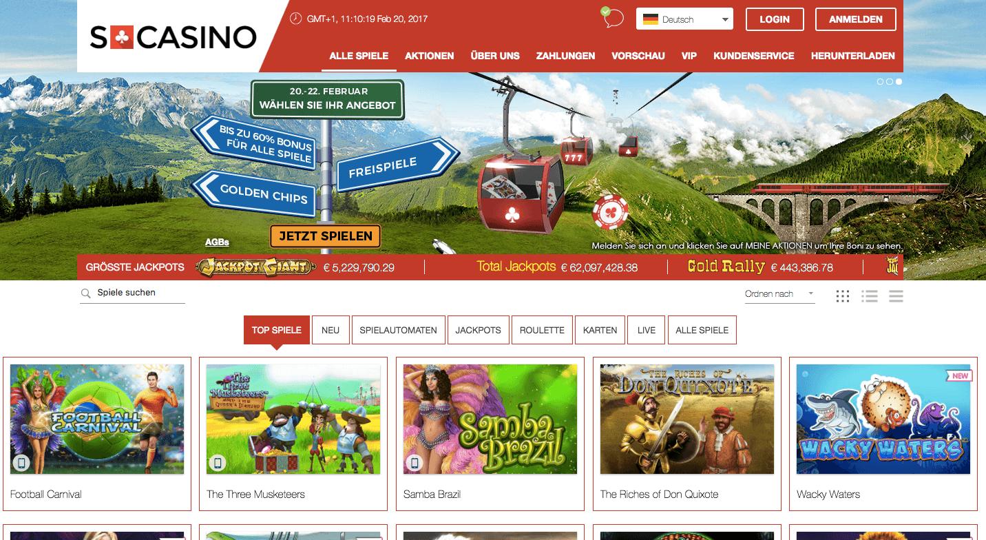 Swiss Casino online Poker Vulkanbet -29209