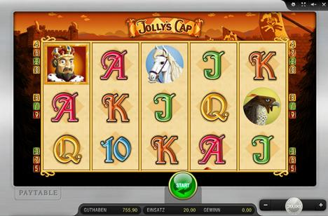 Legales Glücksspiel Jokers Cap -635064