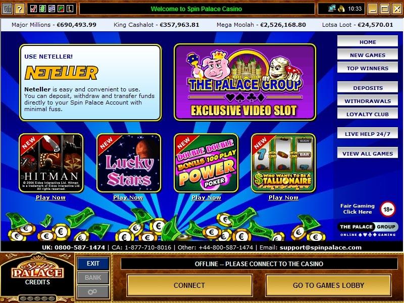 Casino 2020 free spins